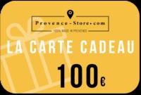 Carte Cadeau 100€ - Provence Store