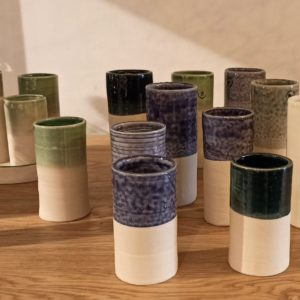 vases céramique collection A Forest